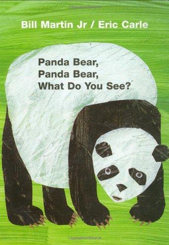 Panda Bear, Panda Bear, What Do You See? (Brown Bear and Friends) (Brown Bear Brown Bear Buch)