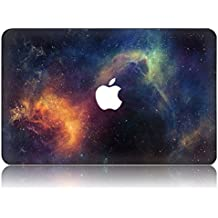 StarStruck Funda Dura MacBook Pro Retina 13 Pulgadas | Colección de Espacio (Galaxia)
