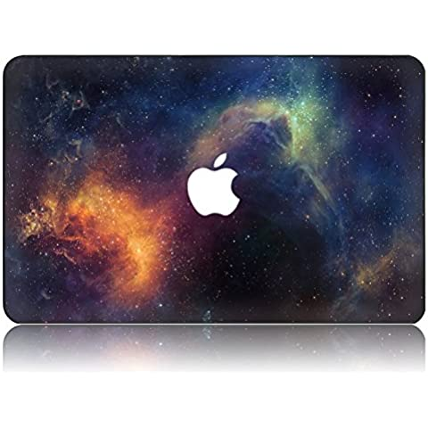 Carcasas duras StarStruck diseñadas para portátiles MacBooks de Apple | Colección Espacial (MacBook Pro con Retina display 15