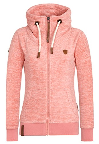 Naketano Female Zipped Jacket Redefreiheit? Muschi Melange, S