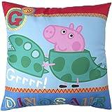 Character world 40 cm Peppa Pig George Roar Printed Cushion