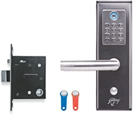Godrej i-Secure Keypad Mortise Lock (Left)