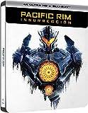 Pacific Rim: Insurrección Edición Especial Limitada Metal y Comic (4K Ultra HD + Blu-ray) - Exclusiva Amazon [Blu-ray]