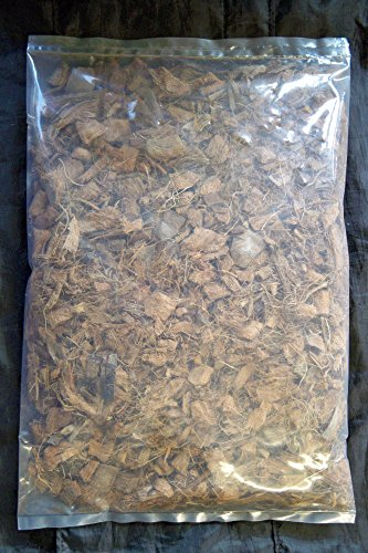 E-Coco Products UK MONITOR LIZARD SUBSTRATE, BEDDING FOR MONITOR LIZARDS ENCLOSURE, VIVARIUM (5 LITRES) 2