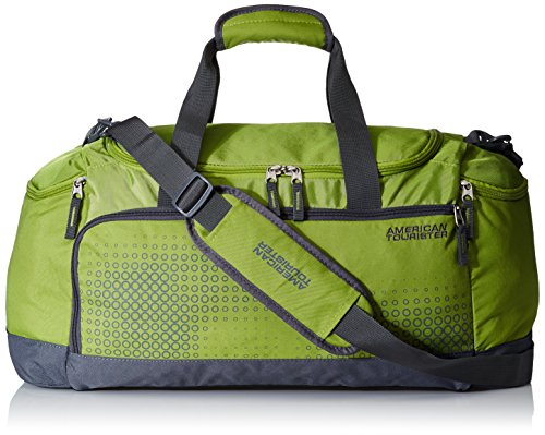 American Tourister Lime Green Shopping Bag (AMT XCITE C3 DUFFLE 60CM -LIME)