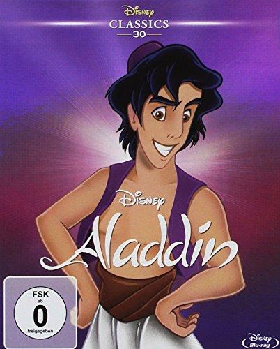 Aladdin - Disney Classics 30 [Blu-ray] (Disney Aladdin Blu-ray)
