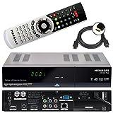netshop 25 HD Twin SAT Receiver - Megasat HD 935 (PVR, USB, LAN, HDMI, SCART) Mediacenter und Live TV auf Ihrem mobilen Geräten via LAN