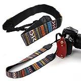 Correa multicolor para cámara de fotos