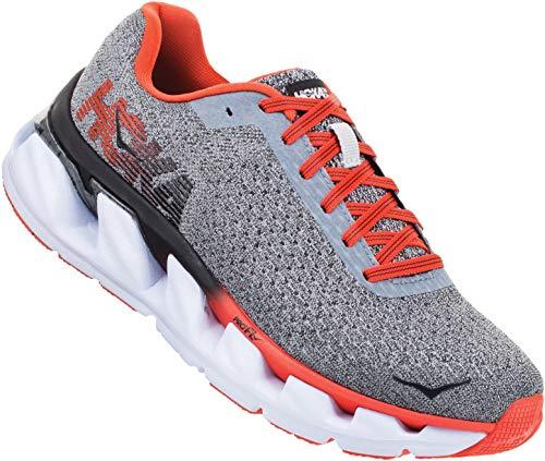 Hoka One One Elevon Running Shoes Women lunar Rock/Black Schuhgröße US 8,5 | EU 40 2/3 2018 Laufsport Schuhe - Black Running Rock