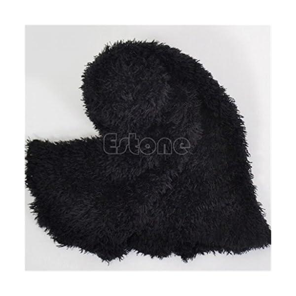 qingqingRMujer Turbante mágico Bufanda mantón Suave y Multifuncional sombrerería al Aire Libre 3