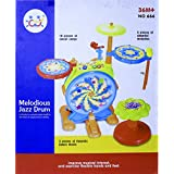 Limitless Melodious Jazz Drum Set For Kids