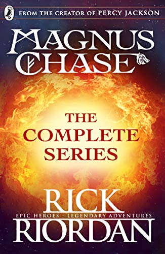 Chase Boys Band (Magnus Chase: The Complete Series (Books 1, 2, 3) (English Edition))