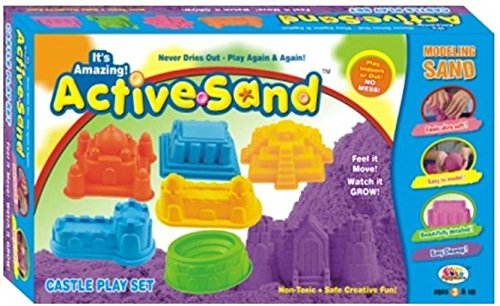 Ekta Active Sand Castle Play Kit