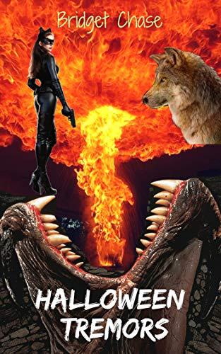 Halloween Tremors: Original Hell Fire Book Cover (English ()