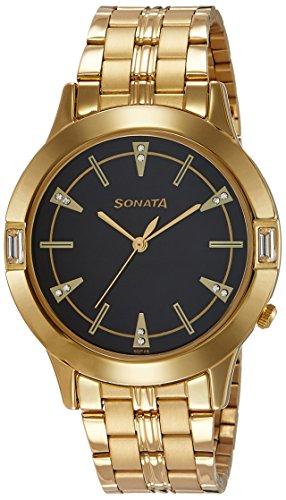 51vqRHq9unL - Sonata 7111YM02 Mens watch
