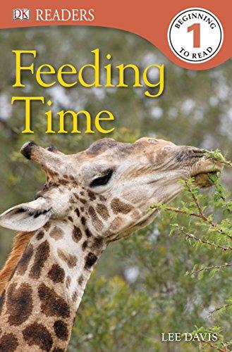 Feeding Time (DK Readers Level 1) (English Edition)