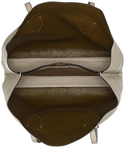 Coccinelle - Celene, Borsa Donna Multicolore (Seashell/olive)
