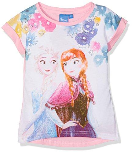 FABTASTICS Mädchen T-Shirt Fort Wayne 155912, mit Print, Gr. 122, Rosa (T-shirt Mädchen Europa)
