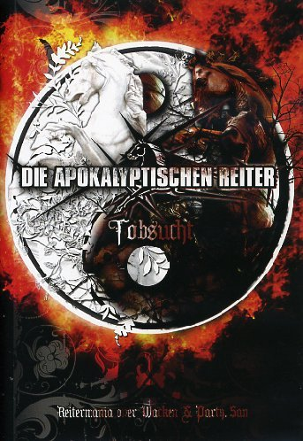 Die Apokalyptischen Reiter - Tobsucht [Edizione: Regno Unito]