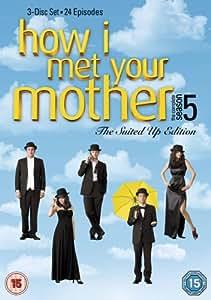 How I Met Your Mother - Season 5 [DVD]