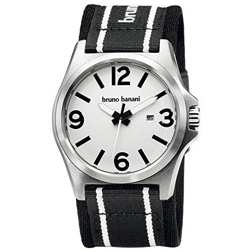 Bruno Banani Men's Quartz Watch BR21031 with Textile Strap