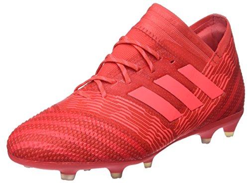 adidas Unisex-Kinder Nemeziz 17.1 FG Fußballschuhe, Rot (Reacor/Redzes/Cblack), 38 2/3 EU