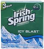 Irish Spring Icy Blast Deodrant soap pac...