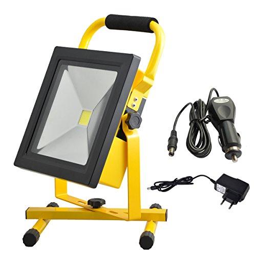 XYD®10W-50W Ricaricabile caricatore portatile 360 °ruotano su