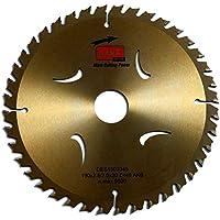 DART DES1602048 Discos de sierra circular, color dorado