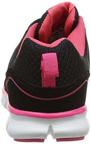 2 Scarpe Termali Donna Di Da Colore Colore Corsa Centri Concorrenza Rosa nero Gola dAFwxqHOd