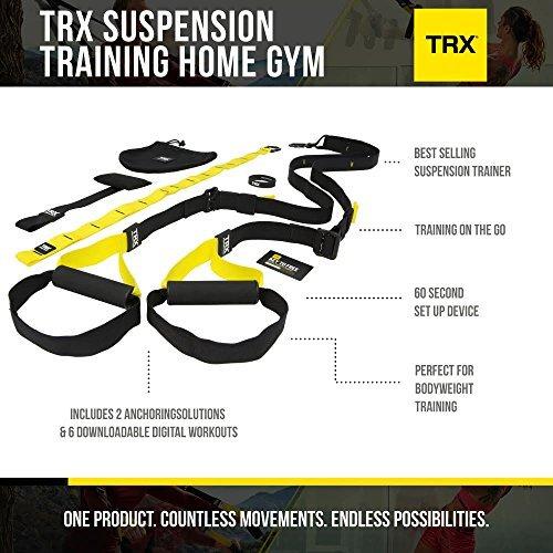 Zoom IMG-1 trx home kit suspension trainer