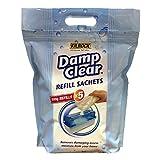 Kilrock Damp Clear 2.5kg (500g x 5 Refill Sachets)