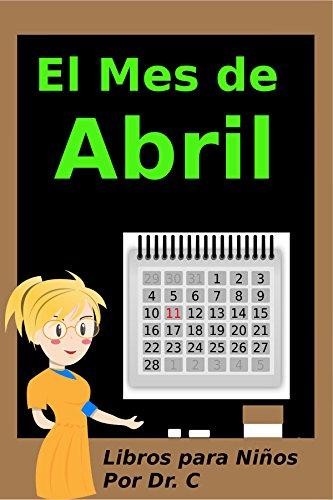 El Mes de Abril: libros para niños