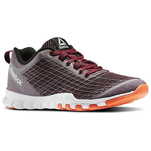 Sneakers Reebok Atomica Wht Blk Treno Gelso Donne Di Everchill Viola R Rebelberry mysticmaroon r4qtp