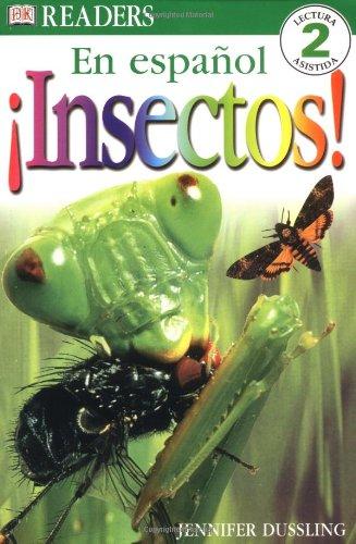 Insectos! (DK Readers en Espanol)
