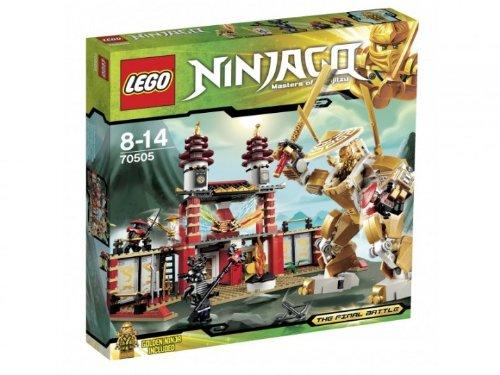 LEGO Ninjago Playthèmes - 70505 - Jeu de Construction - Le Temple de la Lumière