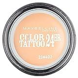 Maybelline Color Tattoo - 93 Creme De Nude - Oogschaduw ombretto Beige Satinata