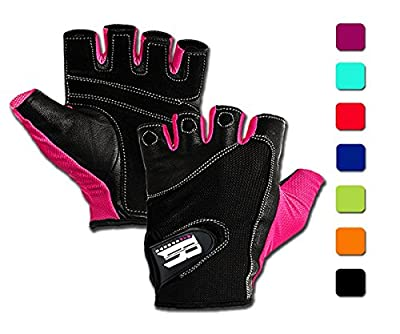 RIMSports Weight Lifting Gloves For Gym - Gym Gloves, Ideal Rowing Gloves, Workout Gloves, Training Gloves, Support Gloves, Grip Gloves - Premium Gloves For Lifting Weights!