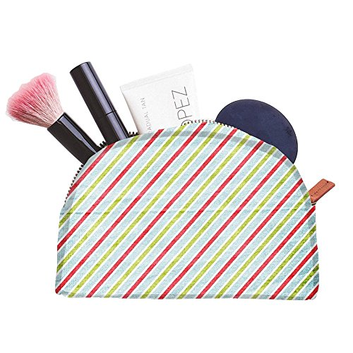 Snoogg Altes Radio Design Multifunktional Leinwand Pen Tasche Bleistift Fall Make-Up Tasche für die Werkzeugtasche Geldbörse Pen Radio