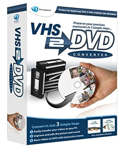 VHS to DVD Converter (PC)