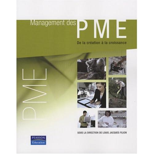 Management des PME: De la création à la croissance