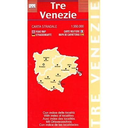 Tre Venezie 1:300.000