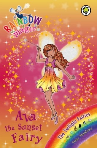 Ava the Sunset Fairy