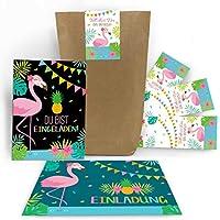 Suchergebnis Auf Amazonde Für Flamingo Einladungen