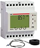 Vemer VE474300 Centralina Controllo Carichi Solar-3 per Impianti Fotovoltaici, Bianco