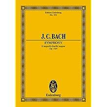 Symphony D major: op. 18/4. Orchester. Studienpartitur. (Eulenburg Studienpartituren)