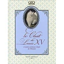 Le chat de Louis XV illustré