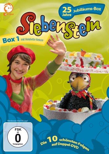 25 Jahre Siebenstein - Box 1 (2 DVDs)