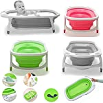 iSafe Foldable Baby Bath - Lime