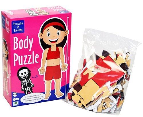 Barbo Toys Classic Barbo Toys Puzzle de Suelo niña 5940